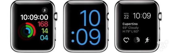 如果苹果能让你自己设计 Apple Watch表盘