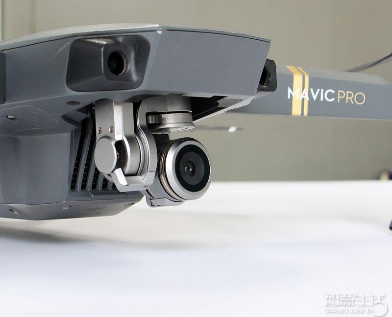 【评测】试玩大疆御MAVIC PRO无人机 世界那么大为啥不换个角度看看