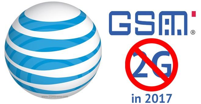 停止2G网络服务!AT&T宣布已关闭2G网络
