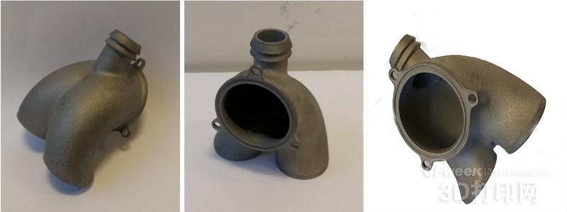 详解:工业级金属分流歧管的3D打印重新设计