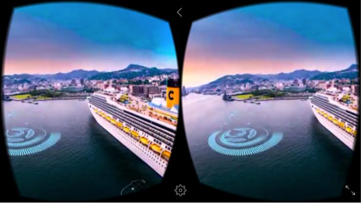 除了成立 AR Lab 实验室,百度 VR 浏览器 iOS 版也上线了