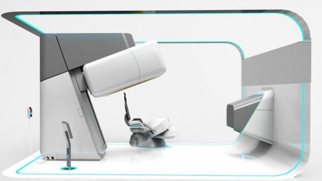 以色列质子疗法使医疗设备造价减半