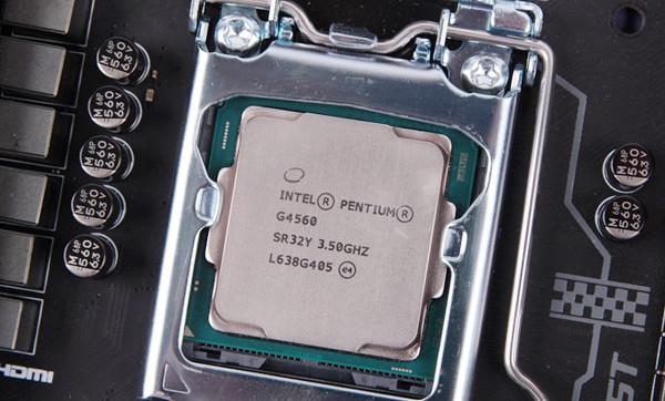 良心之作!奔腾G4560堪比i5-2500K 逆袭i3-6100?