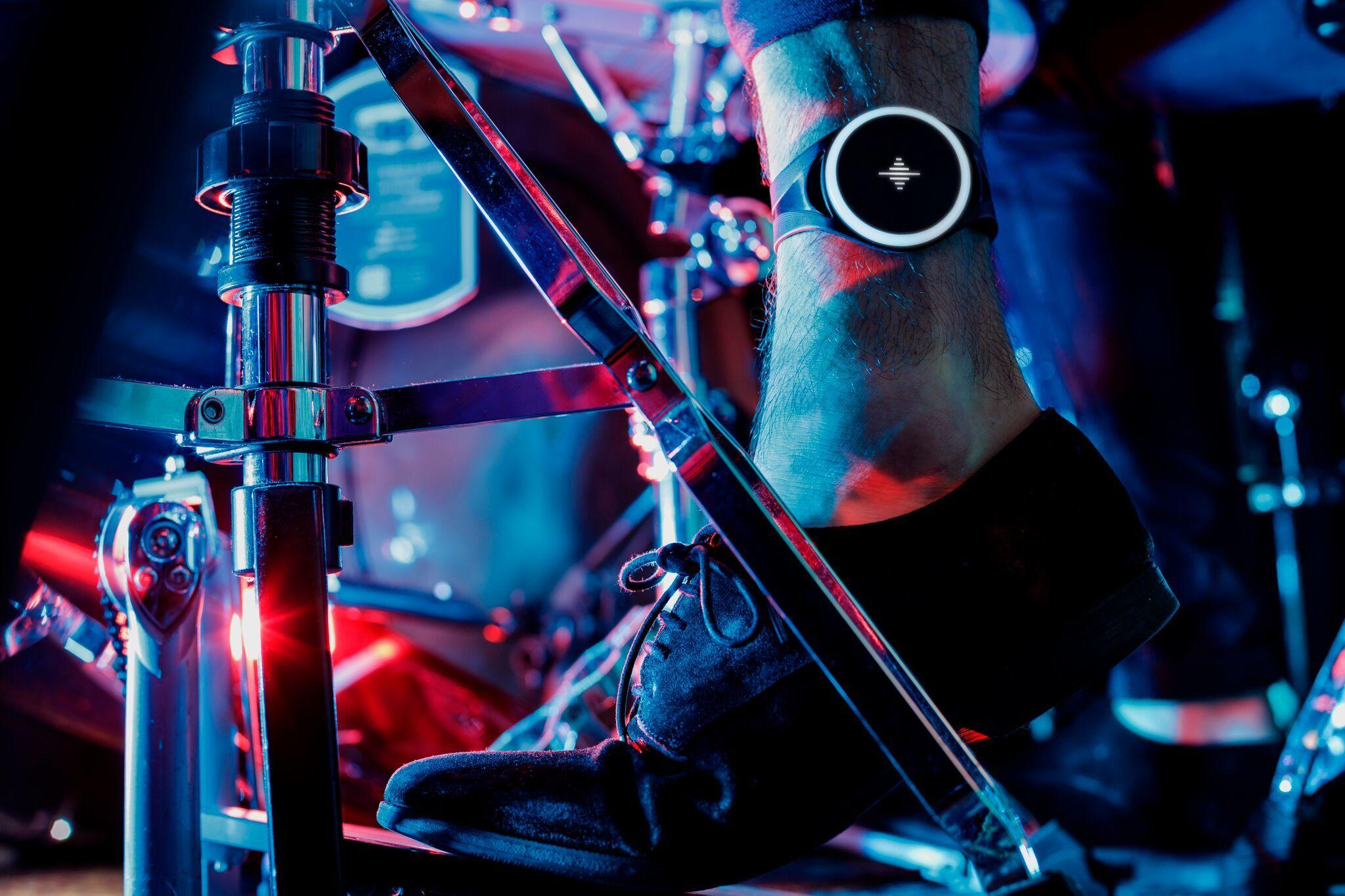 为音乐家设计可穿戴节拍器,Soundbrenner获150万美元种子轮融资