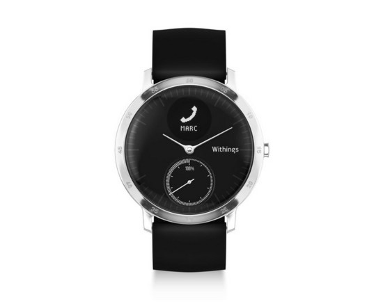 超长续航的智能手表,Withings Steel HR 开售