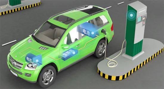 浅谈电动汽车充电系统