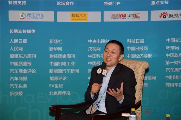李斌:不指望EP9卖几万台 主要证明研发实力