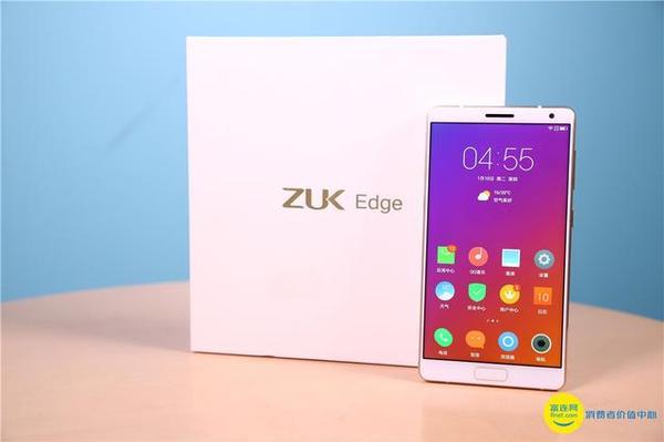 """联想ZUK Edge体验评测:骁龙821加特!一款""""全面屏""""手机?"""