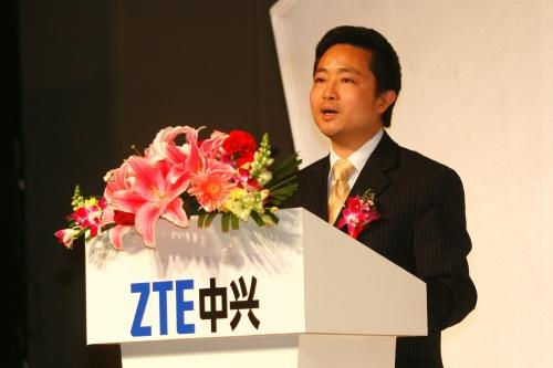 中兴宣布熊辉任执行副总裁 樊庆峰和陈健洲不再担任