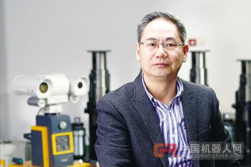 """曲道奎:机器人产业已步入新时期 人机""""分水岭""""显著"""