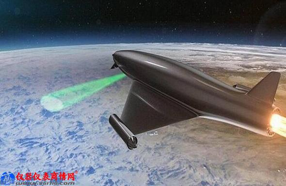 """英国研制新型激光仪可当""""放大镜""""探测军事活动"""