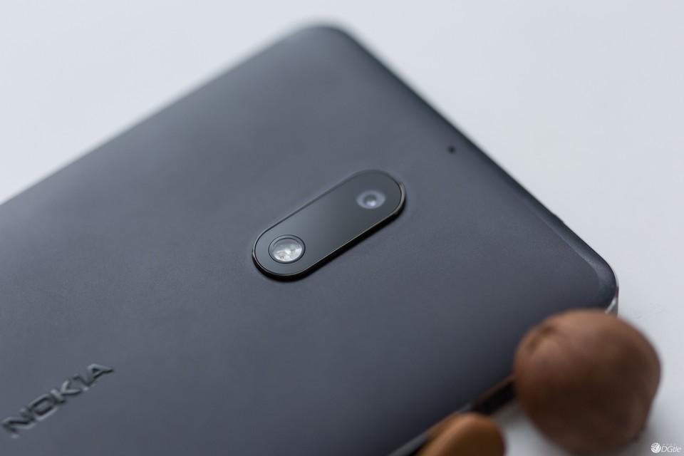 昔日的情怀与今日的诺基亚 Nokia 6 体验