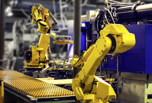 重庆强化工业基础 打造智能机器人等完整装备链