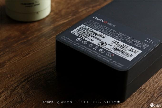 nubia Z11 6G 版星空灰体验:美无边界!众多拍照功能也是一大亮点