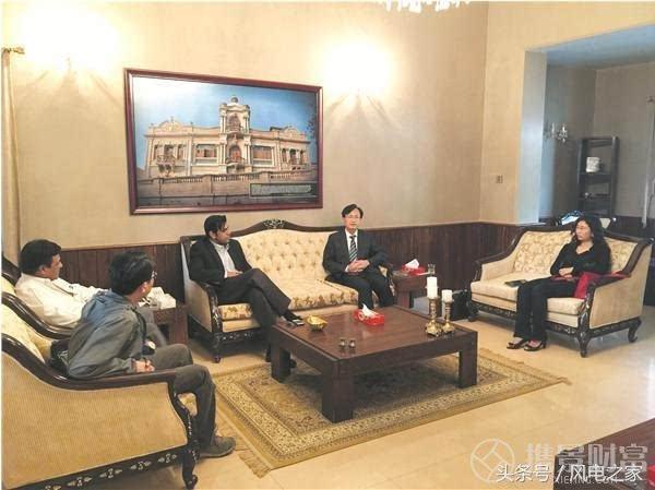 中国企业助力巴基斯坦风电建设 填补巴国电力缺口