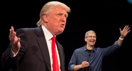 苹果联手富士康将投70亿美元在美国建面板厂