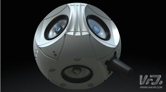 最全VR相机盘点:全景相机哪家强?