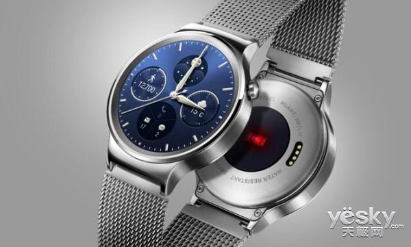 传华为Huawei Watch 2将支持数据连接功能