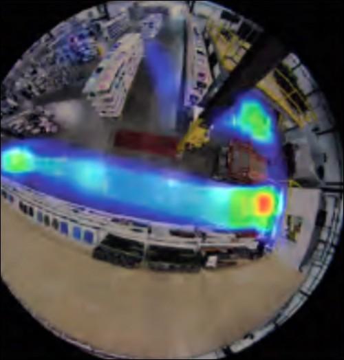 Zebra推出支持RFID的天花板传感器 增强购物体验