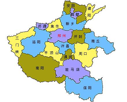 河南南阳,信阳,洛阳,平顶山四市将建核电项目