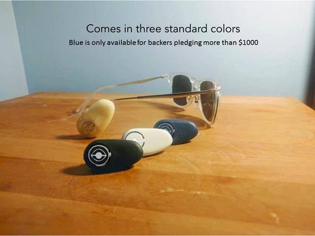 一个小东西就能把普通眼镜变成智能眼镜