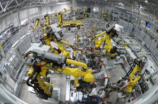 美媒:中国掀机器人革命 美国不追赶会成输家