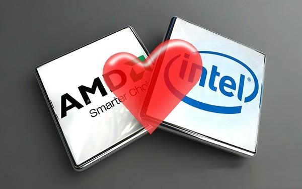 传Intel和AMD共同打造的CPU今年将面世