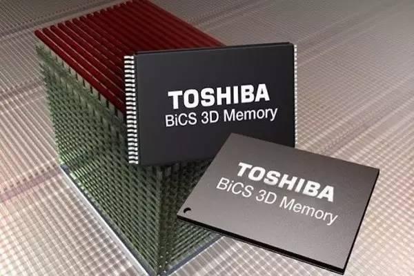西数开始生产 64层 512 Gb 3D NAND 闪存芯片