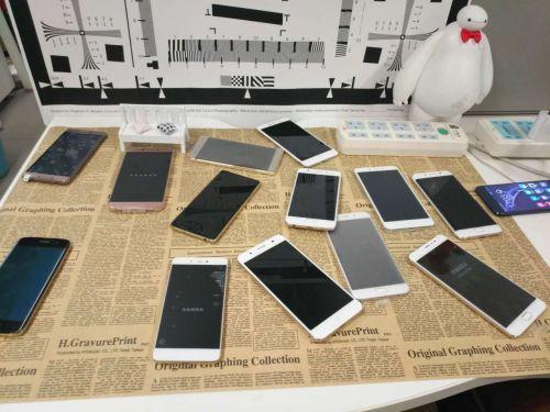 22款国产知名手机深度对比评测 不知道选哪款看这篇就够了