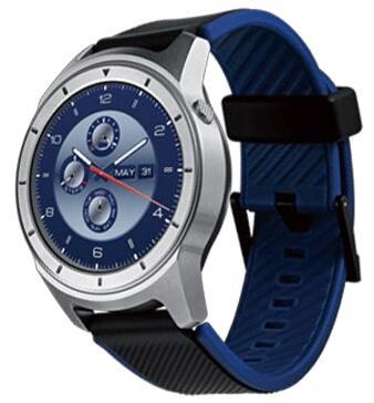 中兴Quartz智能手表将亮相:圆形表盘 支持3G网络