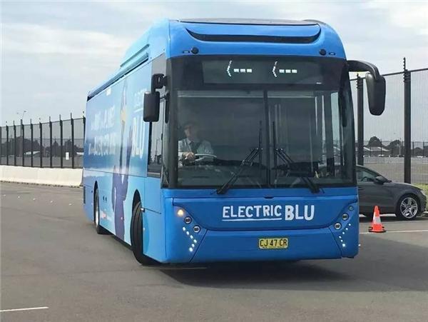 40辆大单!比亚迪创下澳洲最大电动巴士销售记录