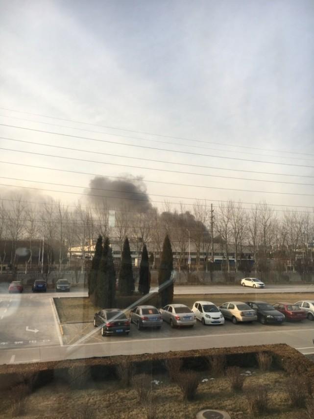 三星手机电池供应商SDI天津武清区工厂发生火灾