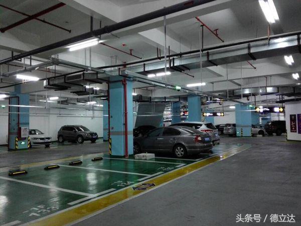 智慧停车:未来停车场架构 智能车位引导是关键