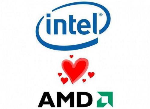 恩怨纠缠不断 网传英特尔/AMD即将展开授权合