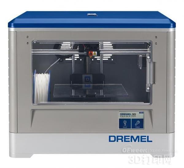Dremel携手3DPrinterOS为Idea Builder 3D打印机增加云功能