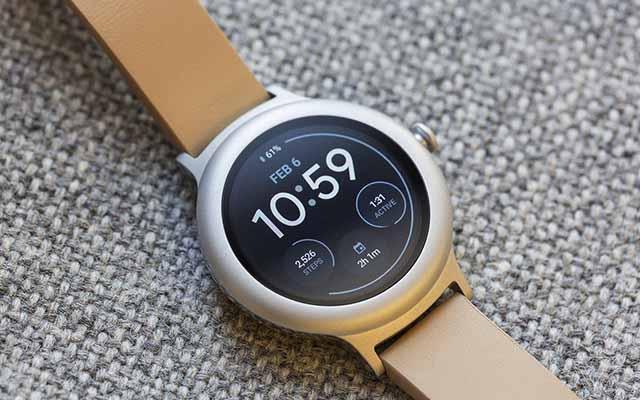谷歌发布史上最强Android Wear智能手表