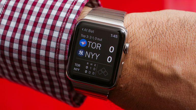 Apple Watch用户将能通过握手交换信息