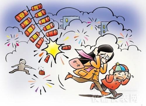 探寻节后雾霾成因:烟花爆竹是帮凶还是主因?