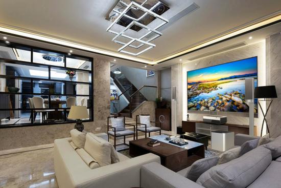 中国奢侈品市场或将引爆 高端激光电视迎来风口期