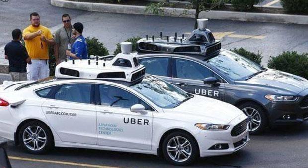 优步和戴姆勒达成合作协议 将打造无人驾驶汽车