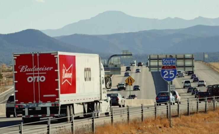 Otto违反加州路测法规 ,Uber的自动驾驶之路为何频频触线?