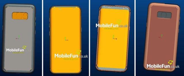 三星Galaxy S8消息汇总 据说三星这次是拼了