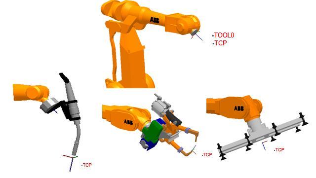 工业机器人坐标系介绍