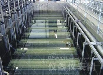 GE水处理技术助力打造中国最大膜生物反应器设施