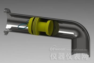 电子跟踪仪投用 原油管道清管迈入智能时代
