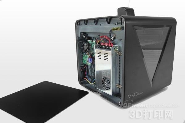 FABtotum发布附加激光头和其他升级的多功能3D打印机
