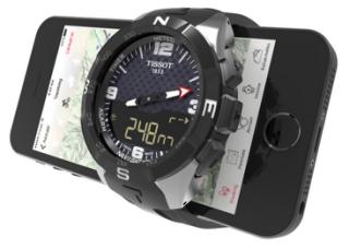 """斯沃琪研发智能手表系统 明年将推出""""瑞士造"""""""