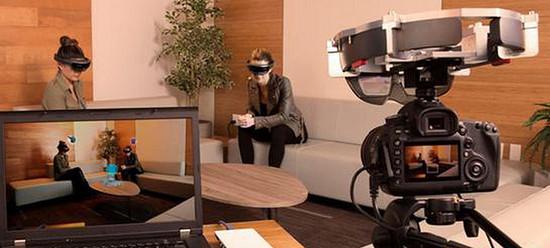 旁观MR世界,微软为HoloLens推出Spectator View