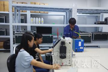 湖北计量院烟尘采样器综合校验系统填补国内空白