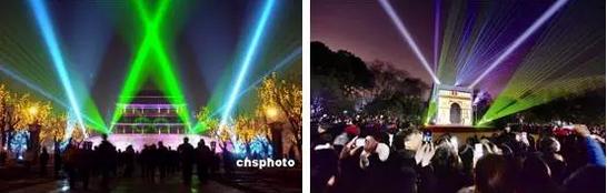 当元宵灯节遇到激光技术